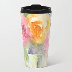 Soft Bouquet Travel Mug