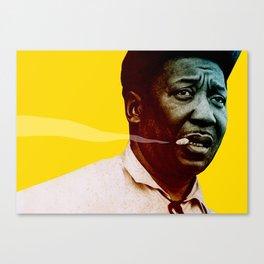 Muddy Waters no.2 Canvas Print