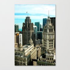 Top of the Trump Canvas Print