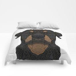 Rottweiler - Teddy Comforters