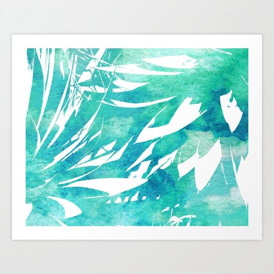 Petrichor #society6 #buyart #decor Art Print