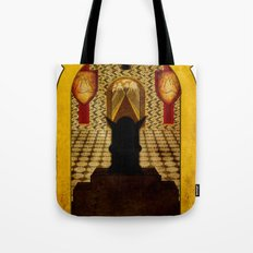 The Hall Of The Mountain King Tote Bag
