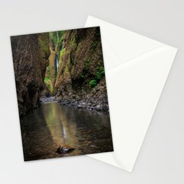Oneonta Falls - Columbia River Gorge, Oregon Stationery Cards