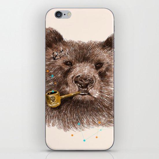 Sailor Bear II iPhone & iPod Skin