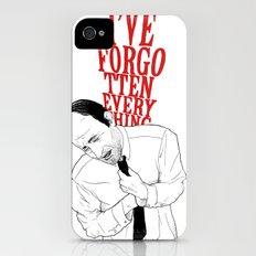 forgot II Slim Case iPhone (4, 4s)
