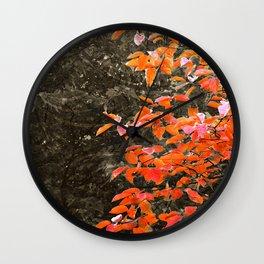 Végétal - Arbre 1 Wall Clock