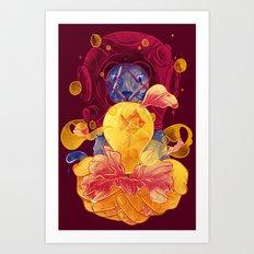 La Lumiere Art Print