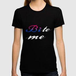 Bi-te me T-shirt