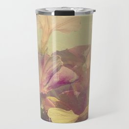 Wild Summer Flowers Travel Mug