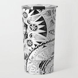 Mandala Series 02 Travel Mug