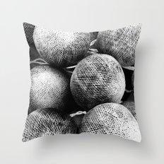 Negative Light No.2 Throw Pillow