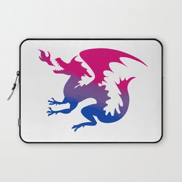 Bi Dragon Laptop Sleeve