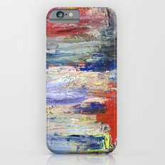 Untitled Abstract #5 iPhone 6s Slim Case