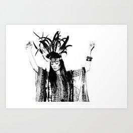 Free My Soul Art Print