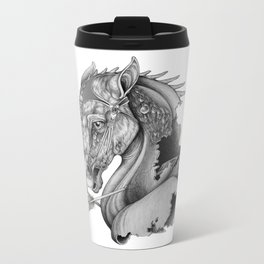 The King's Lost Knight Metal Travel Mug