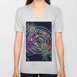 Color Rush Unisex V-Neck