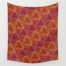 Op Art 104 Wall Tapestry