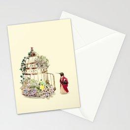 Lady Hummingbird Stationery Cards