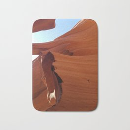 Antelope Canyon #5 Bath Mat