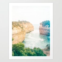 Great Ocean Road Beach Fine Art Print
