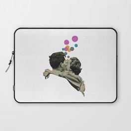 First Kiss Laptop Sleeve