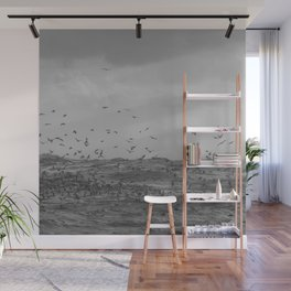 A perfect storm - Hampton Style Wall Mural