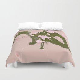 Magnolia (Mulan) Duvet Cover