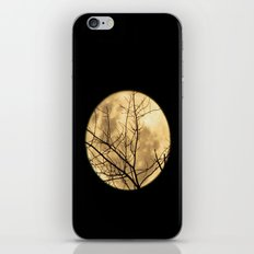 Shadows on the Moon iPhone & iPod Skin