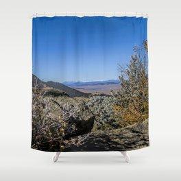 Vista To Vista Shower Curtain