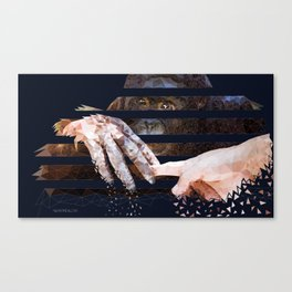 Dreaming of Freedom Canvas Print