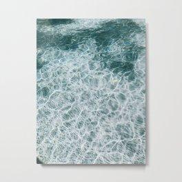 a dip in sunshine Metal Print