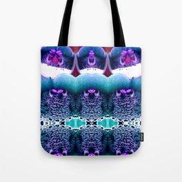 Alien Bloom #2 Tote Bag