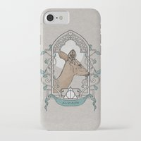 snape iPhone & iPod Cases featuring Severus by Zeke Tucker