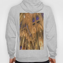 St Patrick's Cathedral New York Hoody