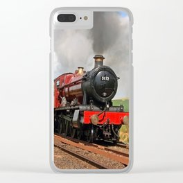 5972 Olton Hall Clear iPhone Case