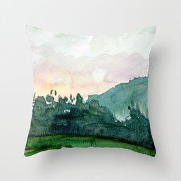 Roanoke Throw Pillow