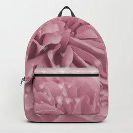 Light Pink Rose with hearts #1 #floral #art #society6 Backpack
