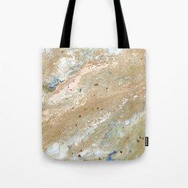 Sea of Gold Tote Bag