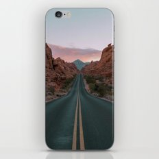 Desert Road iPhone & iPod Skin