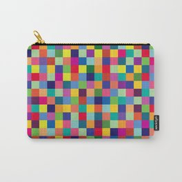 Geometric Pattern #5 Carry-All Pouch