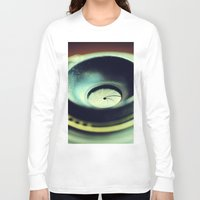 aperture Long Sleeve T-shirts featuring AV by Art by Kaitlyn Alyse