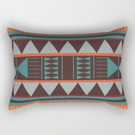 The Modern Sadu  Rectangular Pillow