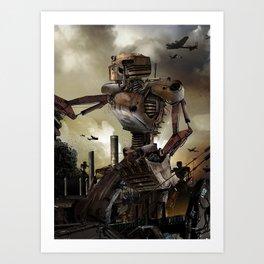 Industrial Revolution Art Print