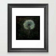 Lion's Tooth Framed Art Print