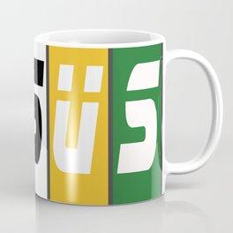 Color Jesus Coffee Mug