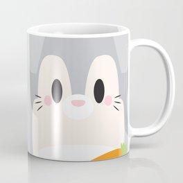 Bunny Block Coffee Mug