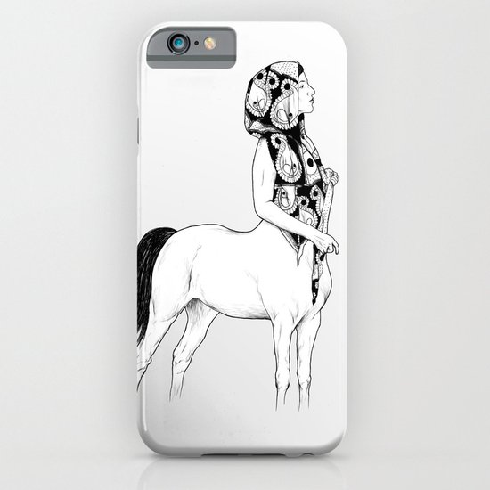 horses for courses I iPhone & iPod Case