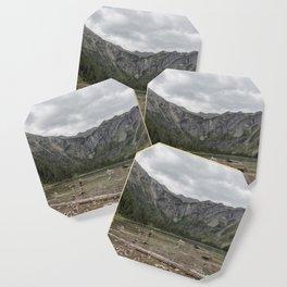 Avalanche Lake No. 1 - Glacier NP Coaster
