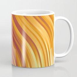 stripes wave pattern 1 lsvi Coffee Mug