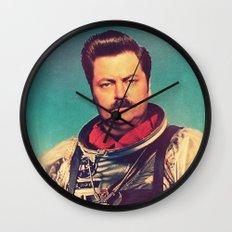 American Hero Wall Clock